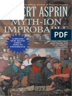 MYTH 035 Myth-ion Improbable - Robert Asprin