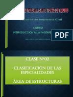 Clasif y Estructuras