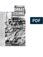 Combat Lessons 9
