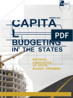 Capital Budgeting in the States