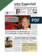 REPORTE ESPECIAL 065 05 2008
