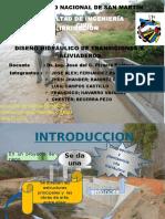 DISEÑO HIDRÁULICO DE TRANSICIONES Y ALIVIADEROS.GRUPOygyyiroopo.pptx