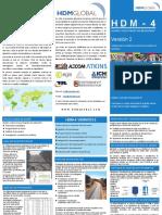 HDM4 publiacion