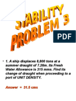 Stability Problems 3