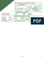 Formulario - Garantia