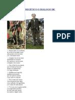 EPITALAMIO CINEGÉTICO O DIÁLOGO DE CAZADORES