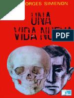 Georges Simenon - Una Vida Nueva