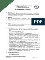 Elaboracion de Planes de Respuesta a Emergencias y Desastres (1 World