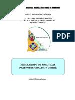 Reglamento Pp IV