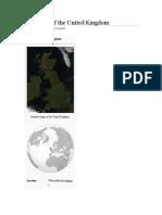 Geography of the United Kingdom de Inteernet