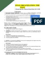 INTERNATIONAL ORGANIZATION.docx