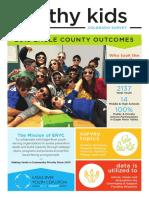 2015 Healthy Kids Colorado Survey Summary