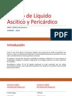 Estudio de Líquido Ascítico y Pericardico