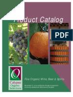 Calypso Catalog