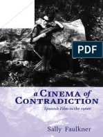 Cinema of Contradiction _ Spani - Faulkner, Sally(Author)