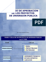 6 Proceso de Aprobacion Del Los Pip