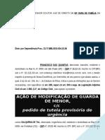 GUARDA MODIFICAÇÃO - MODELO.doc