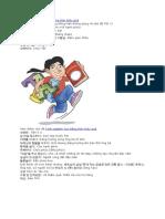 Học Tiếng Hàn Hiệu Quả - Chủ Để Tết