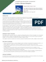 Maestría en Energías Renovables y Eficiencia Energética - Universidad Del Noreste