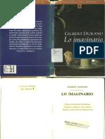 Lo Imaginario Durand Gilberted editable