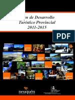 Plan de Desarrollo Turistico Provincial 2011 2015