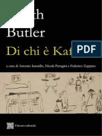 Judith Butler - Di Chi è Kafka