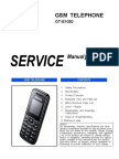 Samsung E1050 Service Manual Final Anyservice