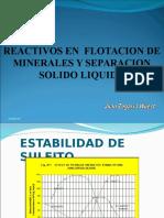 Reactivos en Flot de Minerales.modificado