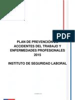 Plan de Prevencion 2015