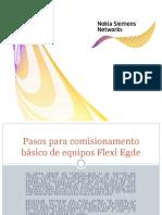 Comisioning Flexi