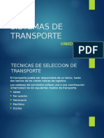 Presentacion Sistemas de Transporte