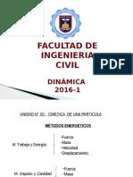4 U II Cinetica de La Partícula IyCM
