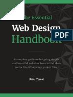 Essential Design Handbook Sample