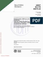 NBR IEC 60079-20