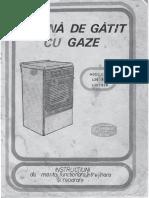 Manual Utilizare Aragaz Satu-Mare