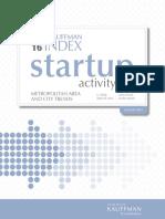 2016 Kauffman Startup Index_Metro