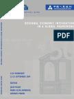 Regional Econ Integration Global Framework 2005 En