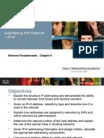 CCNA Exploration  Network Fundamentals Chapter 6