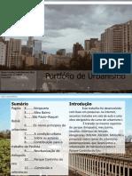 Portifólio Urbanismo 1