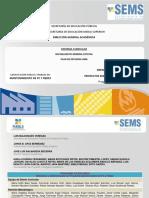 Definición y Administración de Proyectos Mant Pc y Redes