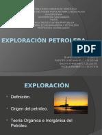 Exploración Petrolera Final