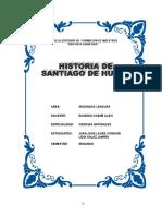 Historia de Huata