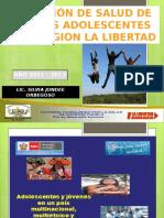 Situacion de Salud de Los Adolescentes 2011 - 2014