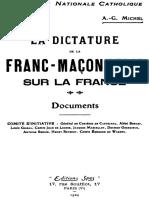 La Dictature de La Franc-maconnerie Sur La France 000000824