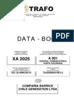 Data-book Xa2025 a001