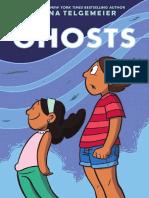 Ghosts by Raina Telgemeier (Graphic Novel Excerpt)