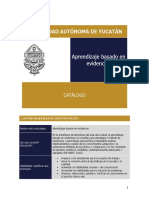 Catálogo de Estrategias de Enseñanza Aprendizaje