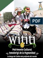 Libro del Wititi - Patrimonio Cultural Inmaterial de la Humanidad