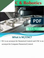 Nc, Cnc & Robotics PDF