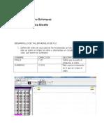 Desarrollo de Taller Menejo de Plc Yuly Reina y Anyi Ladino 11.3